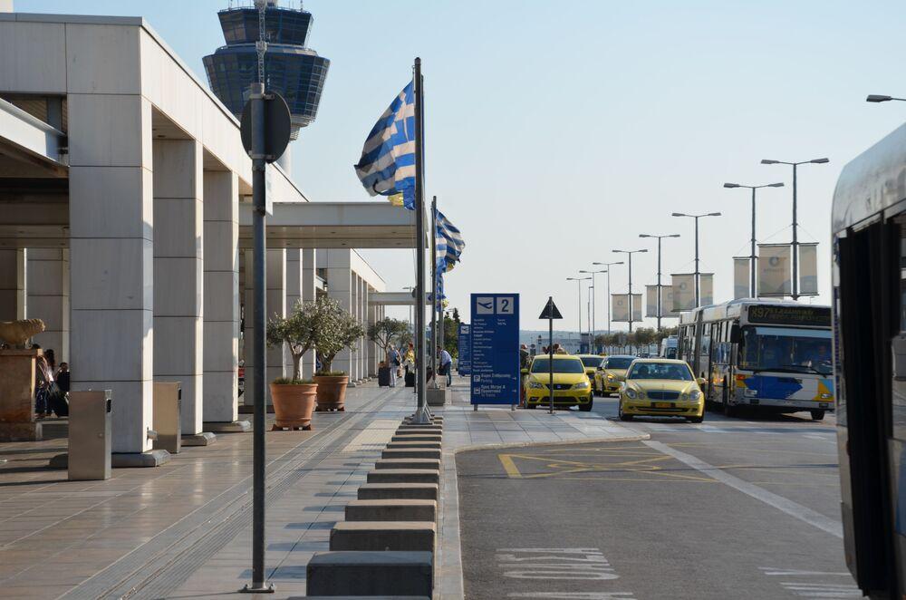 Aeroporto Internacional de Atenas, Grécia