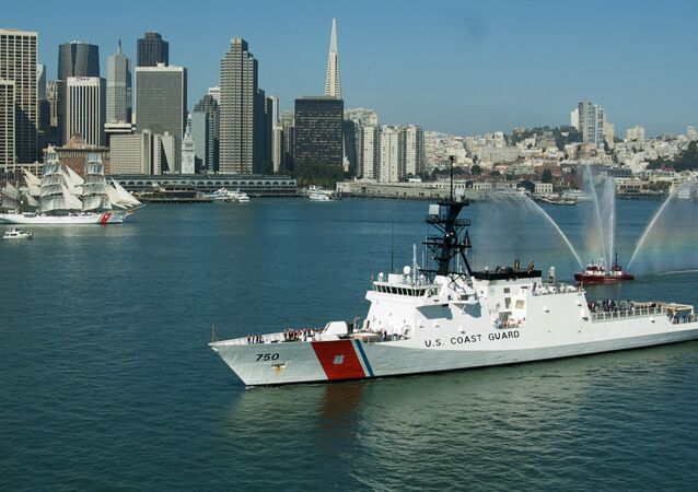 USCGC Bertholf