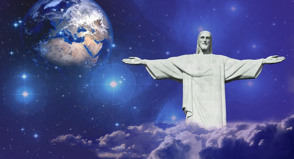 Estátua de Jesus Cristo (imagem ilustrativa)