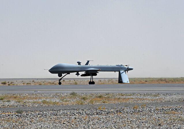 Predator, veículo aéreo não tripulado utilizado pelas Forças Armadas dos Estados Unidos