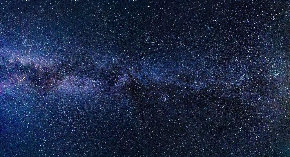 Espaço (foto de arquivo)