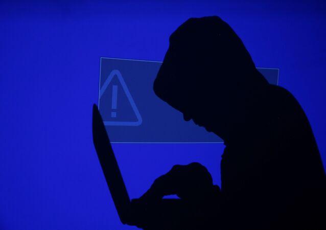 Hacker (foto referencial)