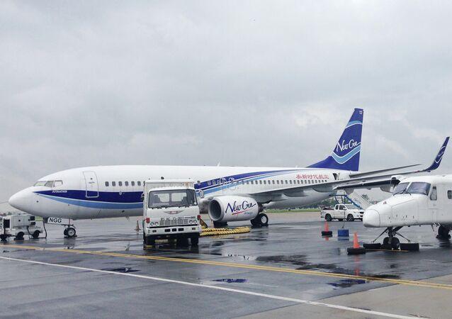 NewGen Boeing 737-800
