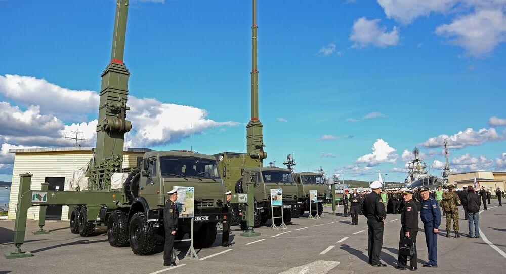 Sistema de guerra eletrônica Murmansk BN