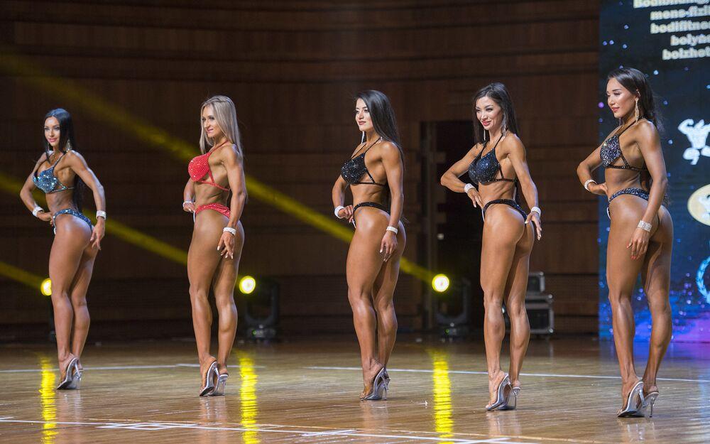 Juízes tiveram que escolher os melhores entre mais de 250 participantes!