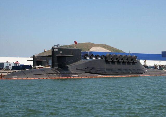 Submarino da China Type 094