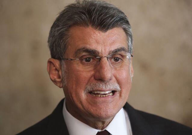 Ex-senador Romero Jucá (MDB)