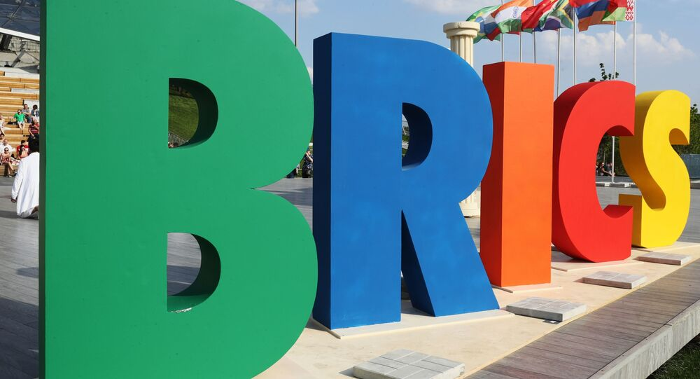 Logo do BRICS