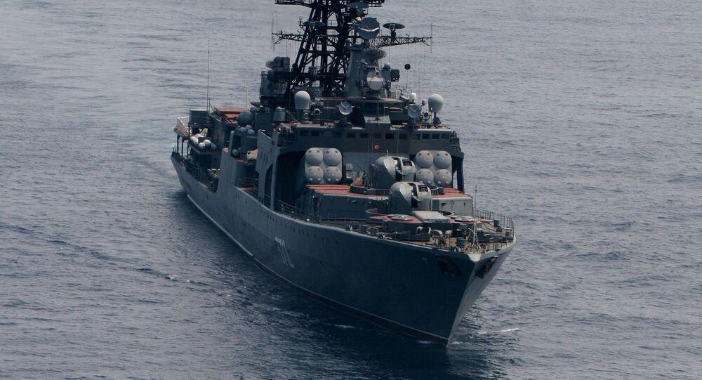 Destróier Admiral Vinogradov