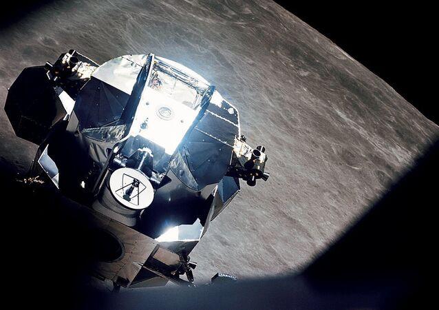 Сápsula Snoopy da missão Apollo 10