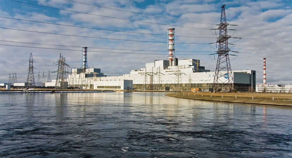 Usina nuclear de Smolensk