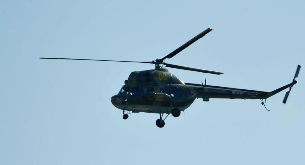 Helicoptero Mi-2