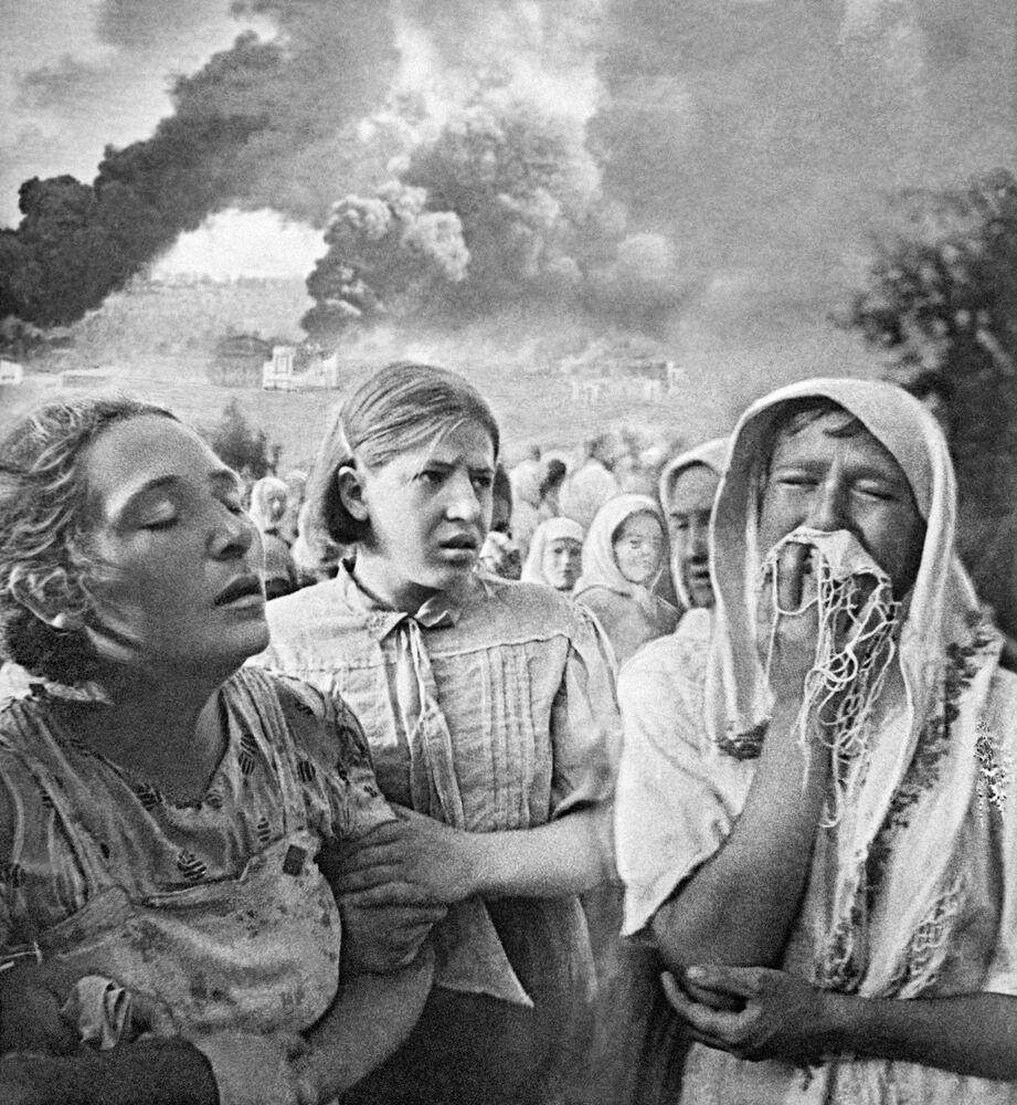 Grande Guerra pela Pátria de 1941-1945, 23 de junho de 1941 em Kiev