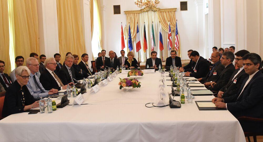 Reunião do P5+1 e Irã em Viena, Áustria