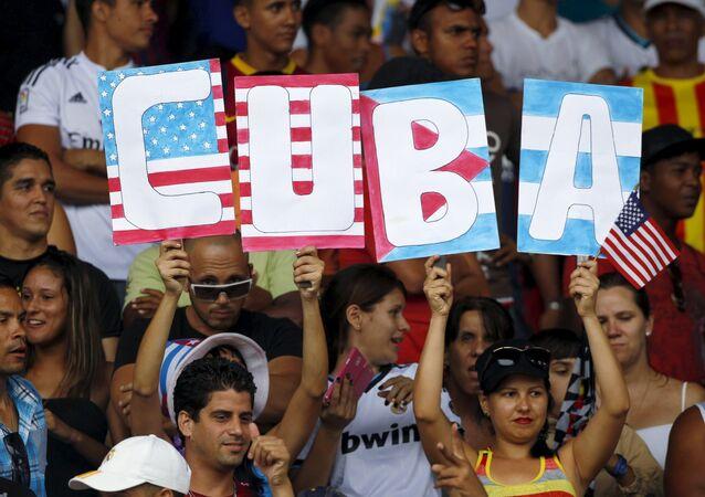 EUA e Cuba