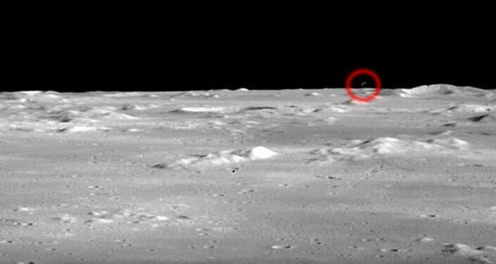 OVNI avistado durante missão da Apollo 12 na Lua