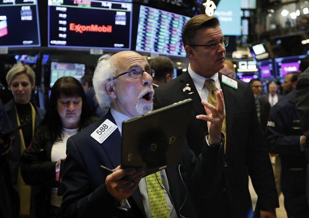 Bolsa de valores de Nova York, 20 de junho de 2019