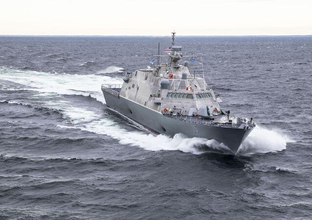 USS Billings (imagem referencial)