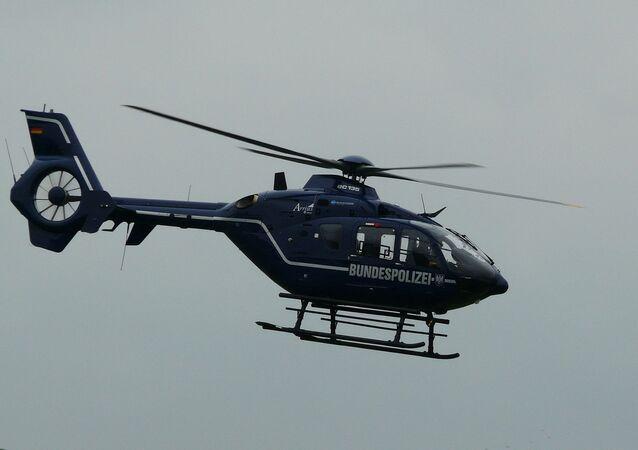 Helicóptero EC-135 da Alemanha