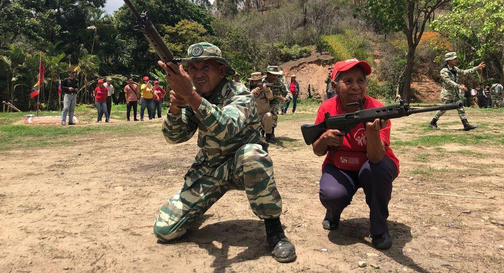 Método Tático de Resistência Revolucionária venezuelano