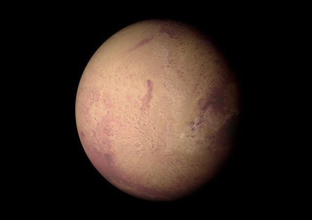 L 98-59b, o menor exoplaneta já descoberto pelo satélite TESS da NASA (imagem referencial)