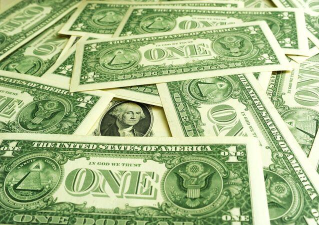 Nota de dólar norte-americano