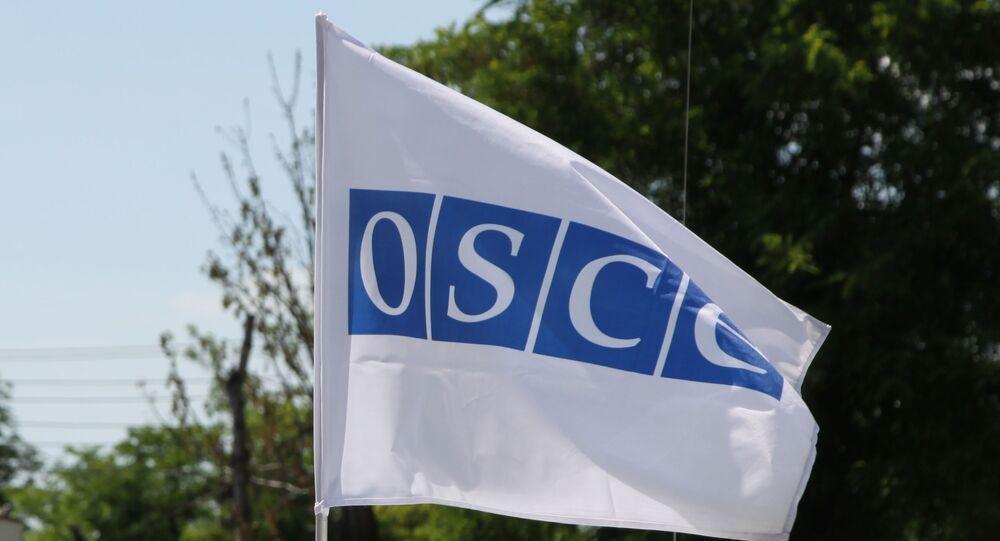 Bandeira da OSCE