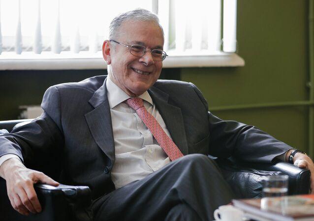 Embaixador brasileiro na Rússia, Antônio José Vallim Guerreiro