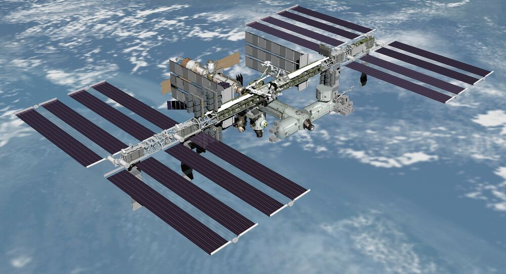 Estação Espacial Internacional (EEI)