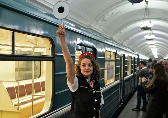 Metrô de Moscou