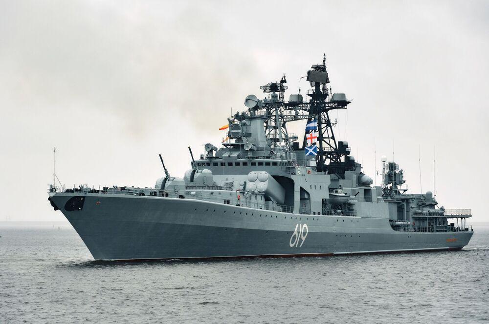 Navio pesado antissubmarino Severomorsk