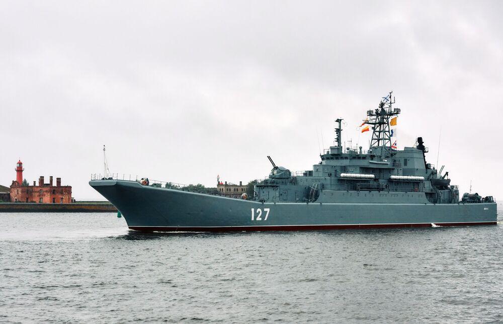 Navio pesado de desembarque Minsk