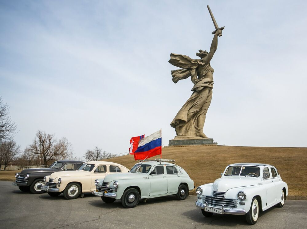 Era um símbolo da vida soviética da pós-guerra.