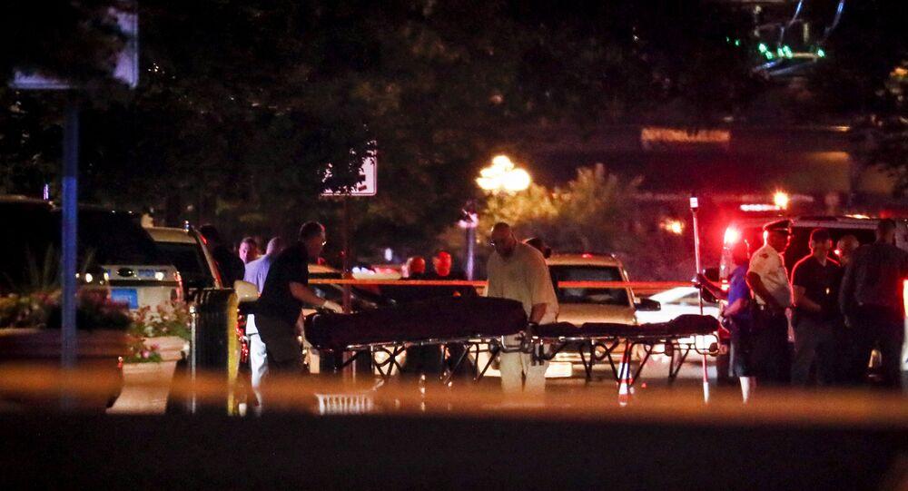 Tiroteio em discoteca na Carolina do Sul deixa 2 mortos e 8 feridos