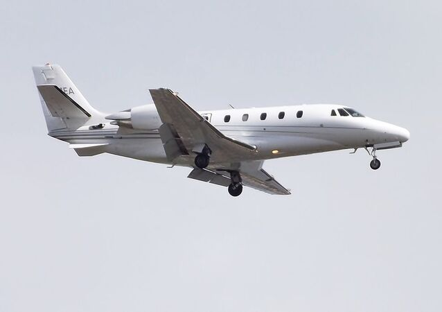 Cessna 560XL Citation (imagem referencial)