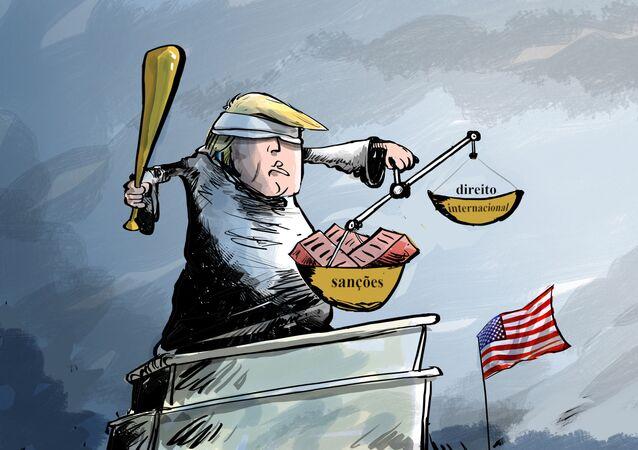 Quer justiça? Tome sanções!
