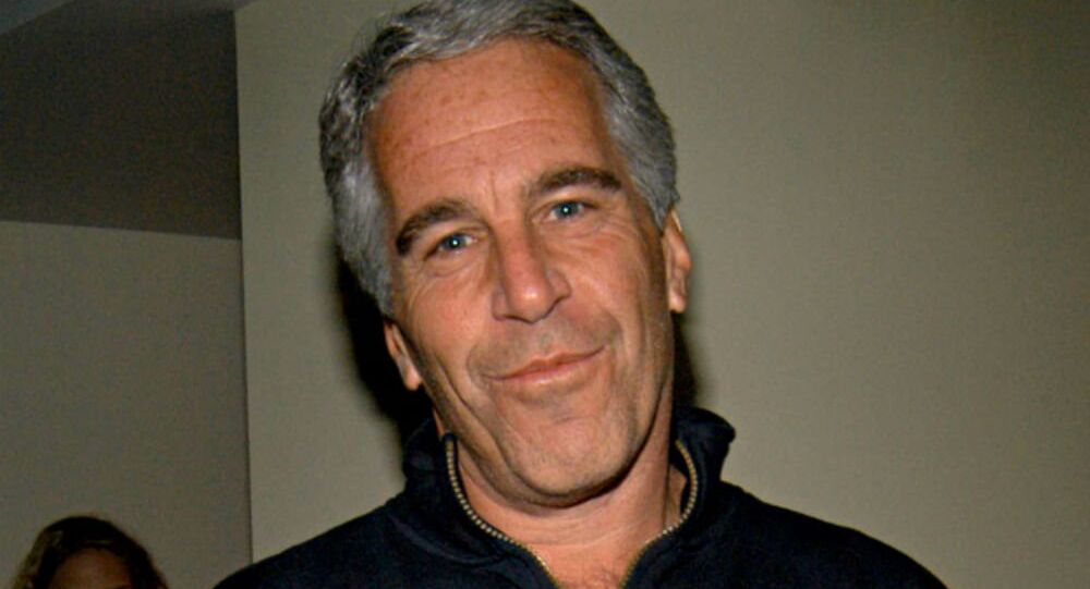 Billionaire financier Jeffrey Epstein was convicted of soliciting an underage prostitute.