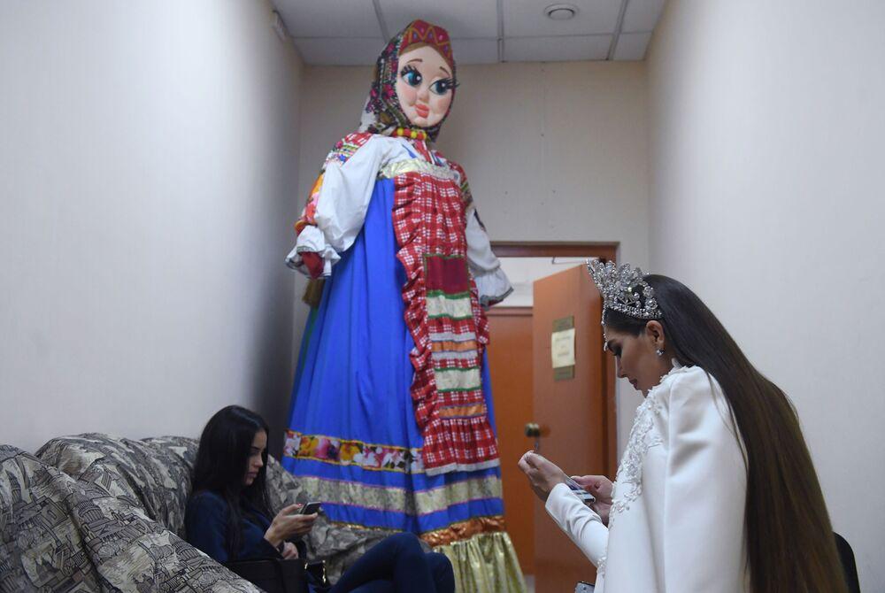 Participantes preparam várias surpresas para o concurso