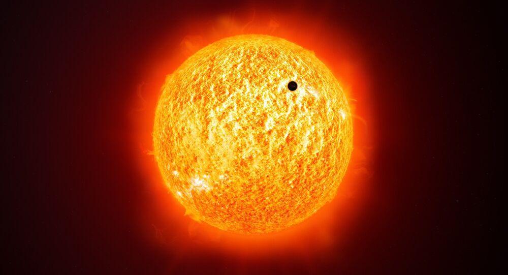 Sol e o Mercúrio