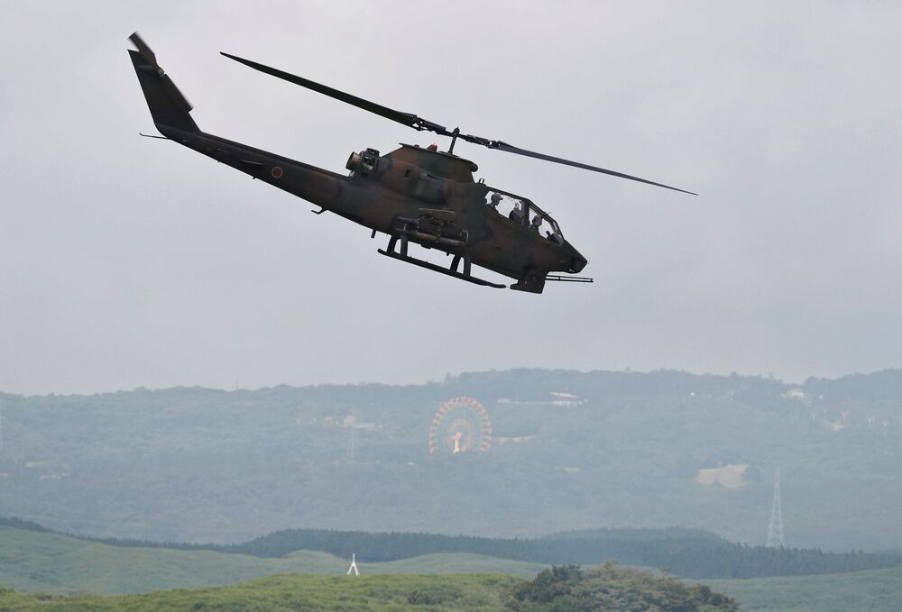 Helicóptero de ataque AH-1 Cobra