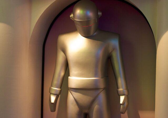 Humanoide (imagem referencial)