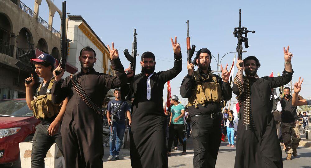 Militantes de Daesh