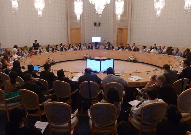 Terminou nesta quarta-feira (1), em Moscou, o fórum Civic BRICS, evento que antecede a próxima Cúpula do BRICS, que acontecerá em 9 e 10 de julho na cidade russa de Ufá