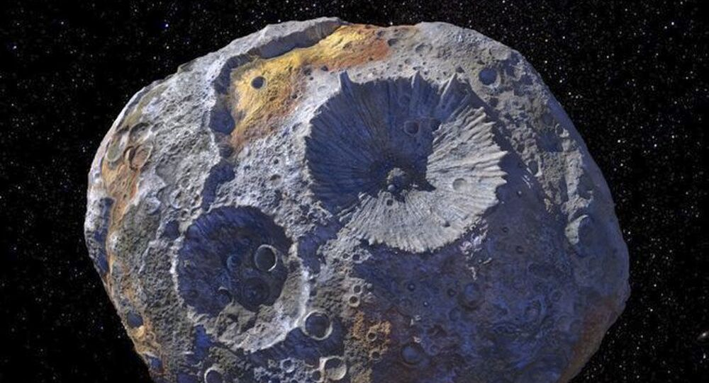 Asteroide Psyche