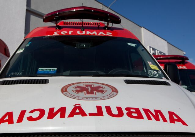 Ambulância, imagem referencial