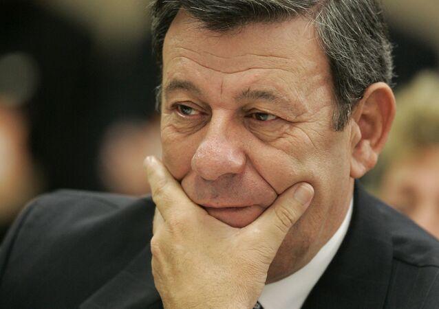 Rodolfo Nin Novoa, Chaceler do Uruguai