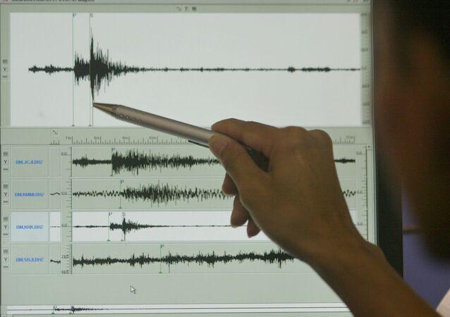 Abalo de magnitude 6,7 se deu a 133 quilômetros da cidade de Naze,na província de Kagoshima