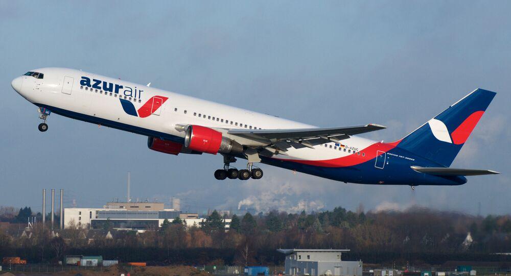 Boeing 767-300 da AzurAir
