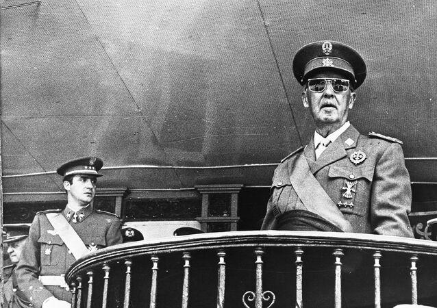 Francisco Franco, ditador espanhol