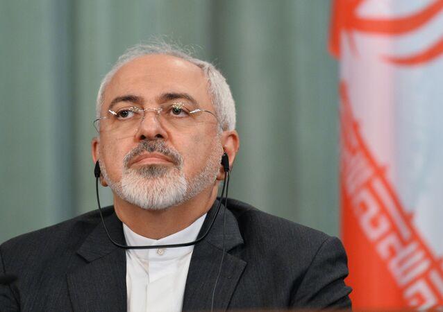 Ministro das Relações Exteriores do Irã, Mohamad Yavad Zarif